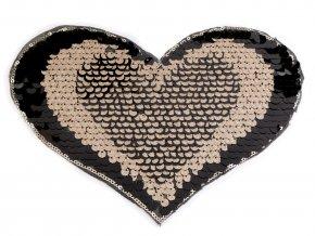 nazehlovacka reverzibilní srdce cernozlate
