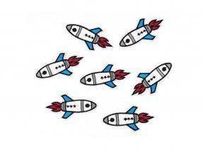 raketa bíla