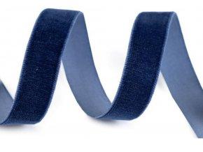 sametka 25 mm modra