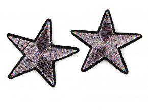 hvezda barevna vetsi