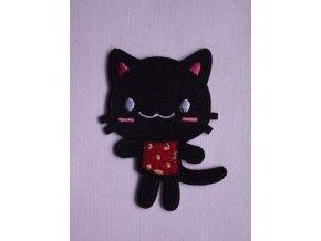 Nažehlovačka Kočičky