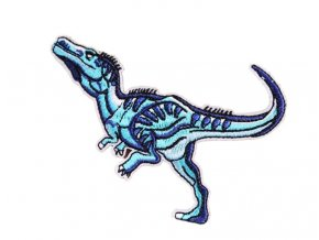 dinosaurus tyrkysovy ok