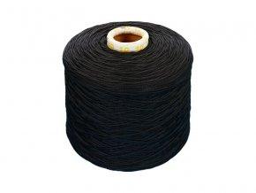 pruženka černá 2mm roušková