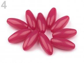 korílky tm. růžové