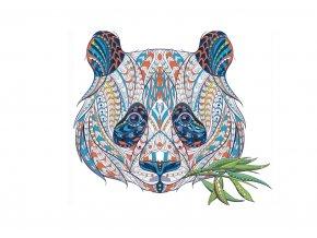 panda grafická