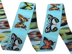 vzorovka motýli 16mm