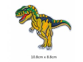 nažehlovačka tyranosaurus