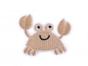 nažehlovačka krab