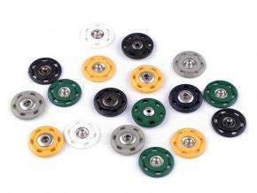 patentky barevné 25 mm