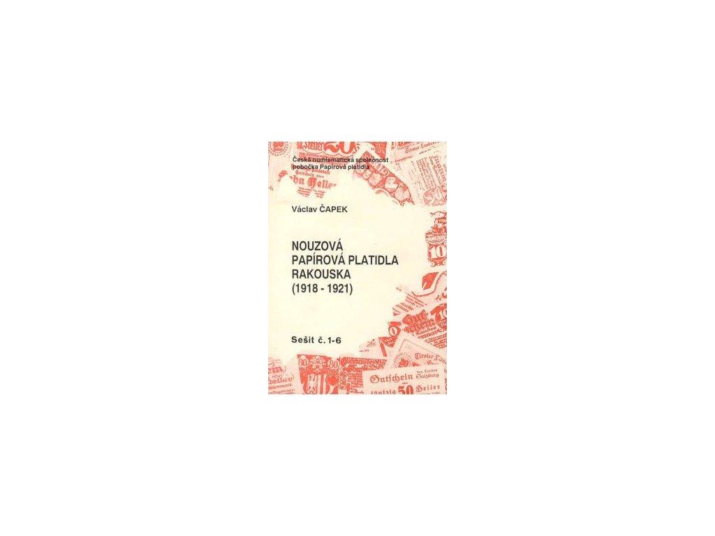 Nouzová papírová platidla Rakouska (1918-1921)