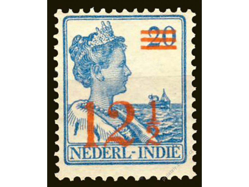 Indie, 1930, 12 1/2/20C Vilemína, posun, **