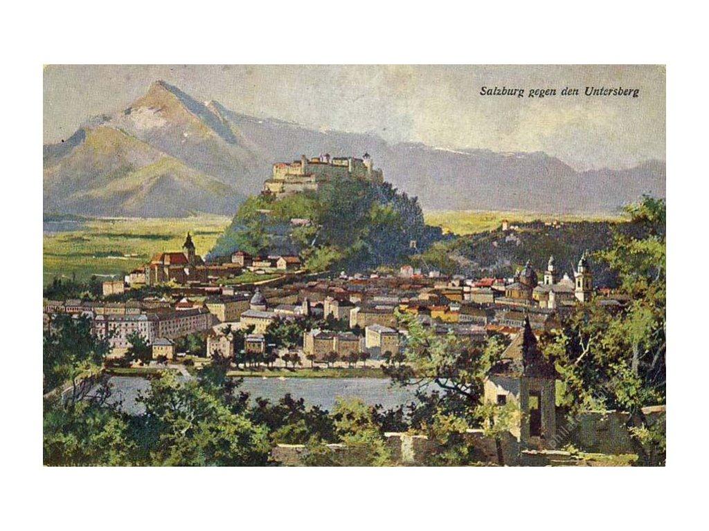 Spitalzug No.24, DR Innsbruck, pohlednice