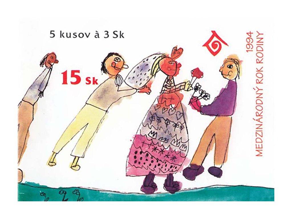 ZZ 002 Medzinárodný rok rodiny
