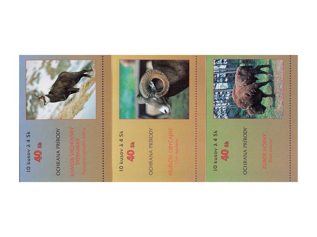 ZZ 011-013 Ochrana prírody