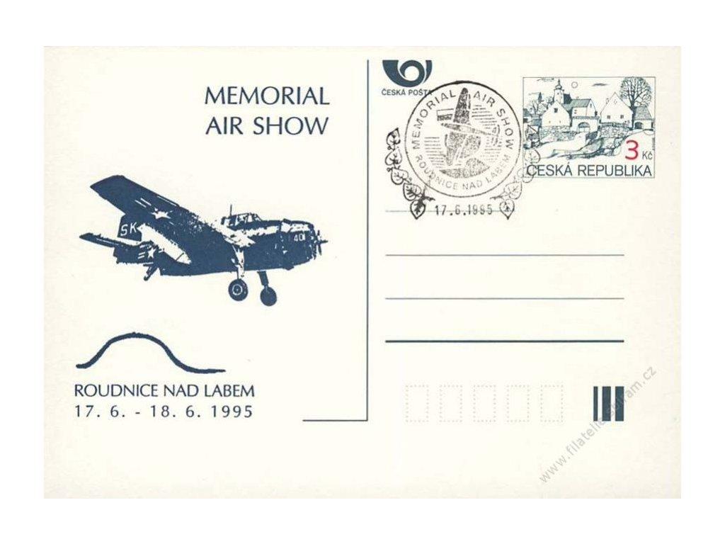 PP 27 Memorial air show, PR 17.6.1995, dv