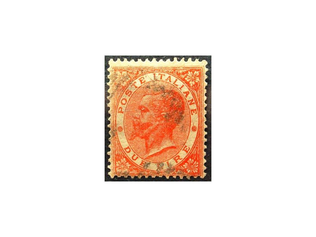 1863, 2L Emanuel, MiNr.22, razítkovaná