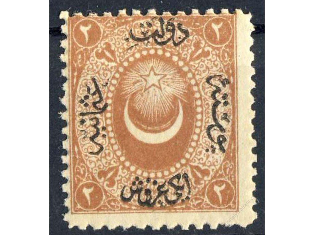 1865, 2Ghr doplatní, MiNr.7, **