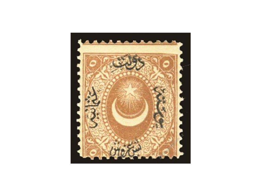 1865, 5Ghr doplatní, MiNr.8, **