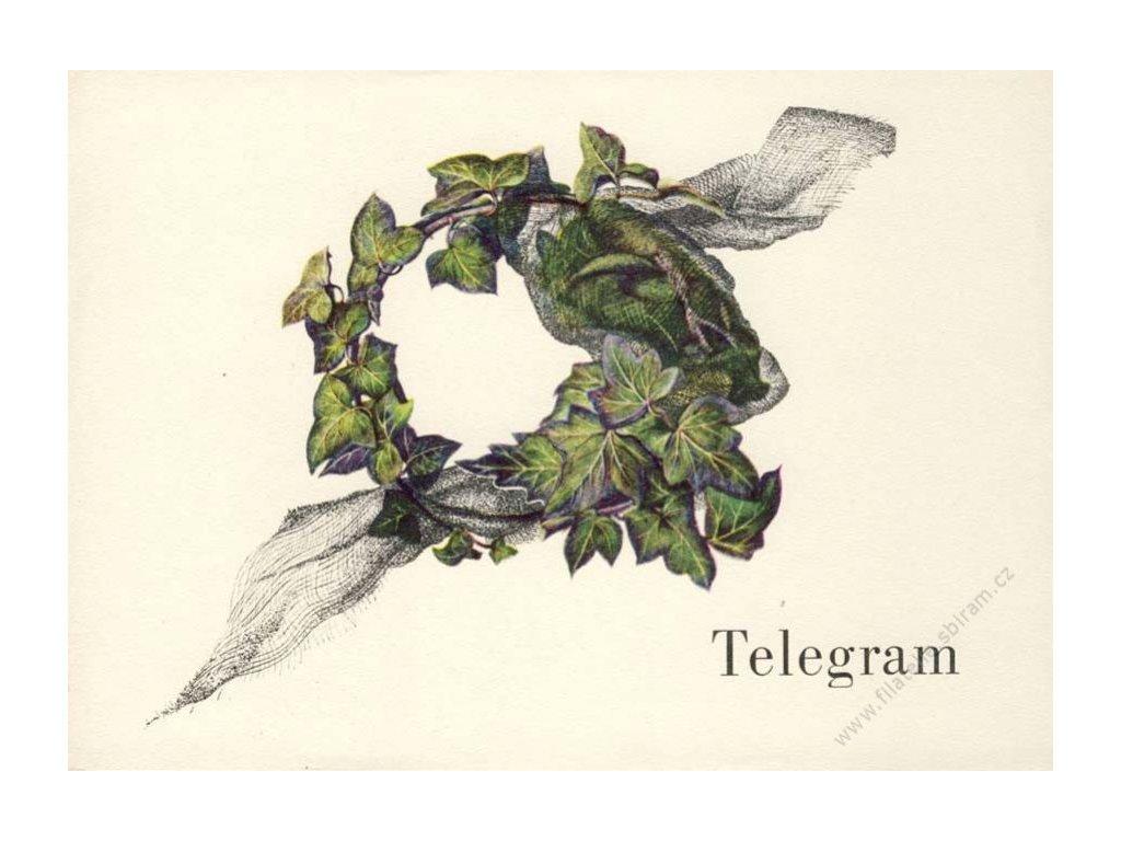 Telegram LX 26 (II-1966), neprošlý