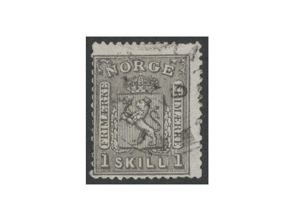 1867, 1Sk Znak, MiNr.11, razítkované, kzy