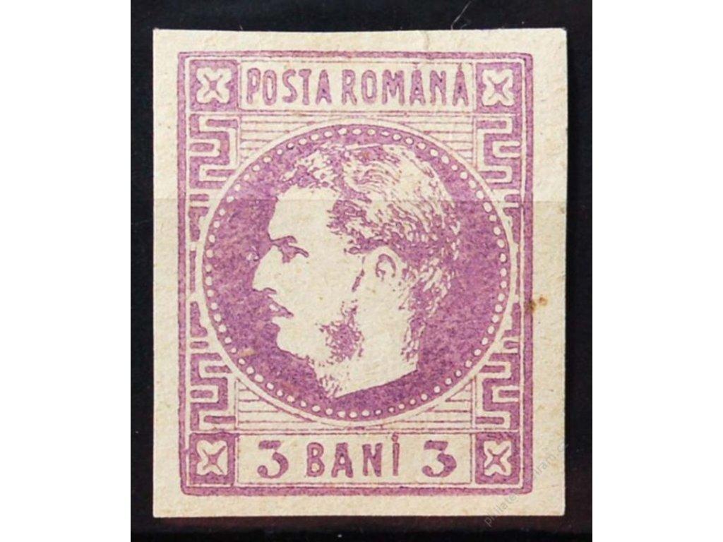 1868, 3B Karel, slušné střihy, těžší * , falzum