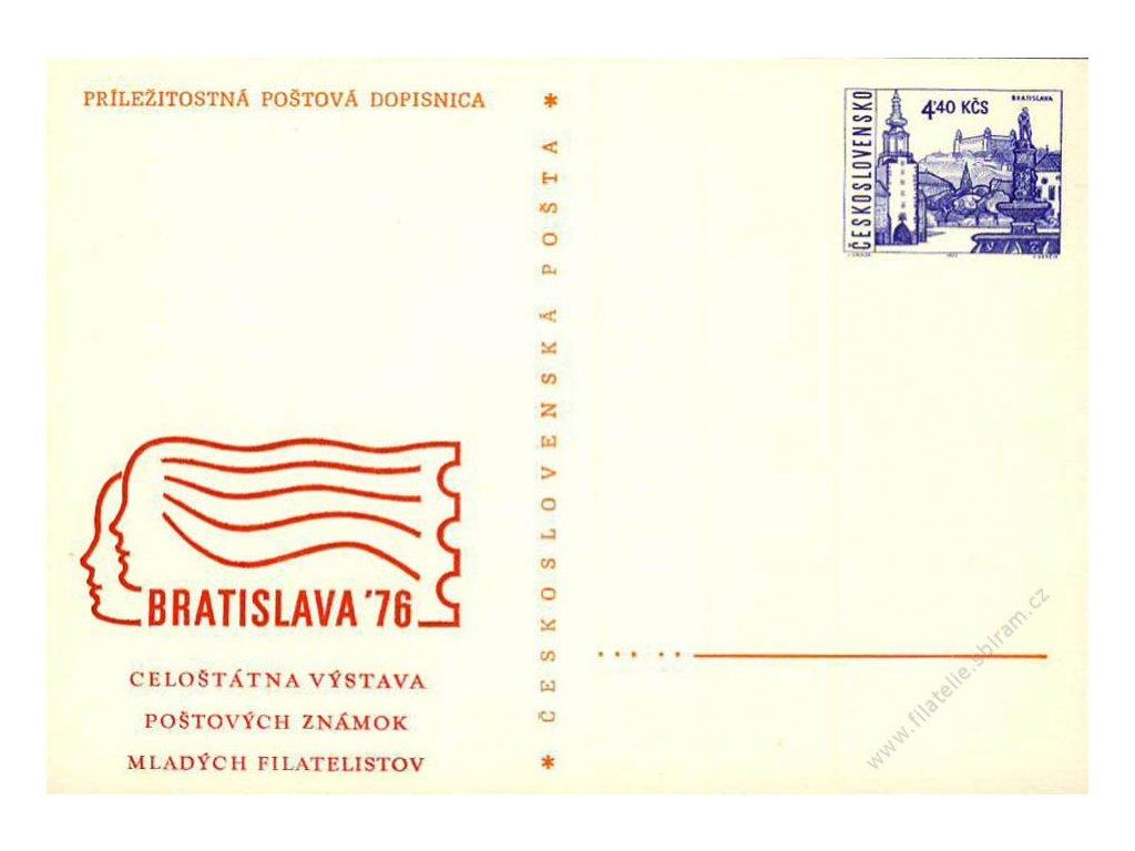 CDV 170 Bratislava 1976