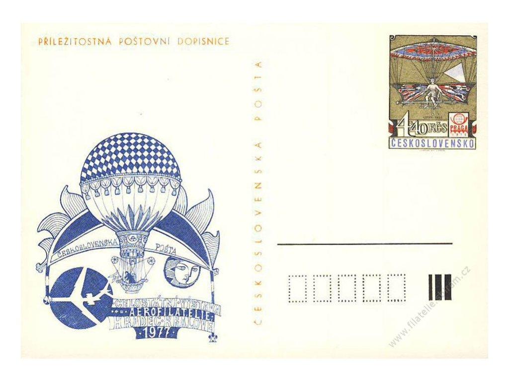 CDV 176 Hradec Králové 1977