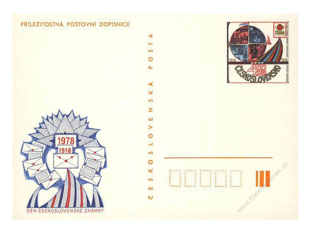 CDV 182 Praga 1978