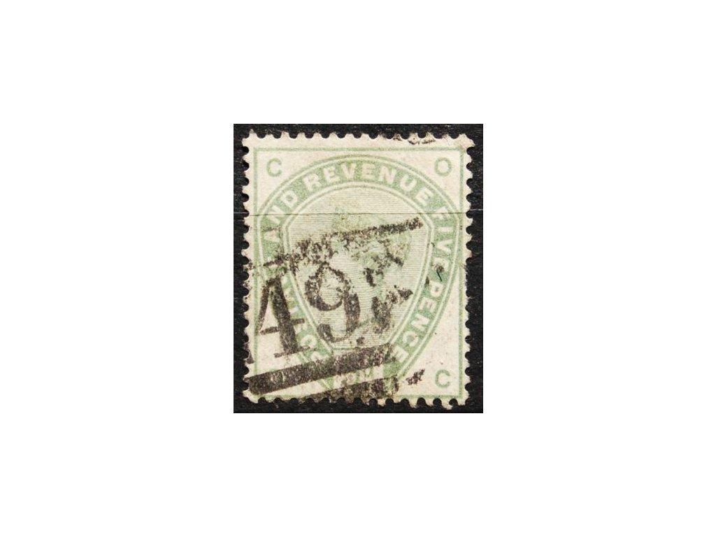 1883, 5P Viktorie, MiNr.78, razítkovaná (d)