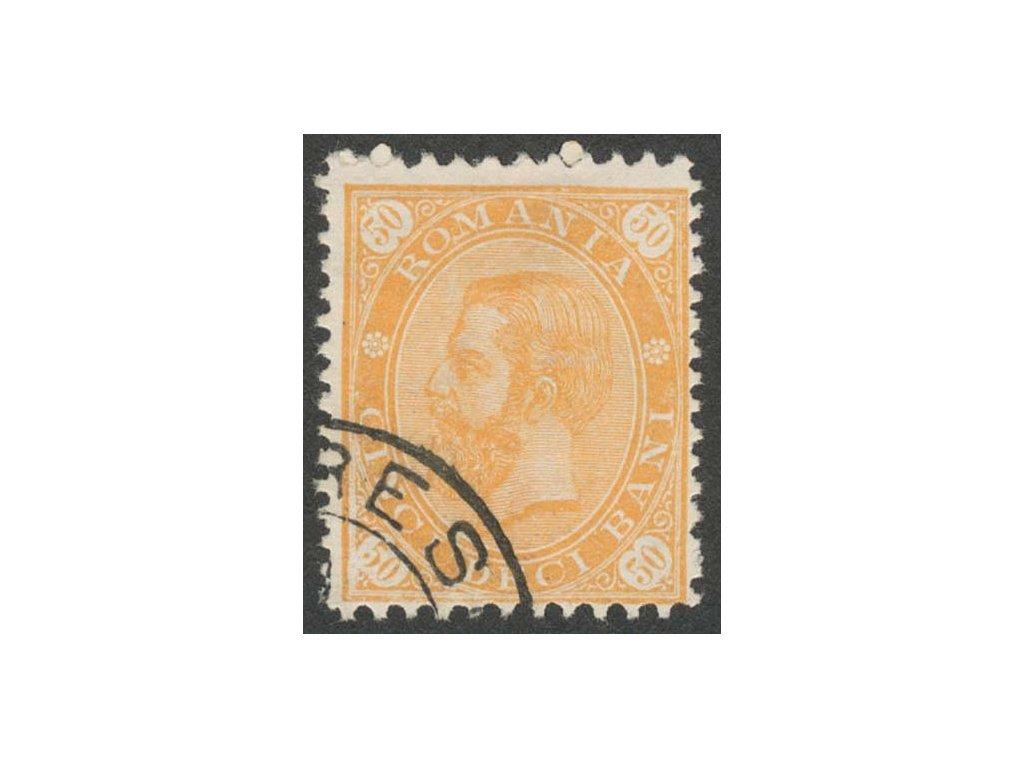 1894, 50B Karel, MiNr.98, razítkované