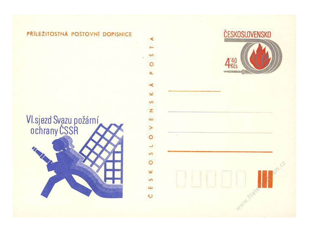 CDV 197 Svaz požární ochrany