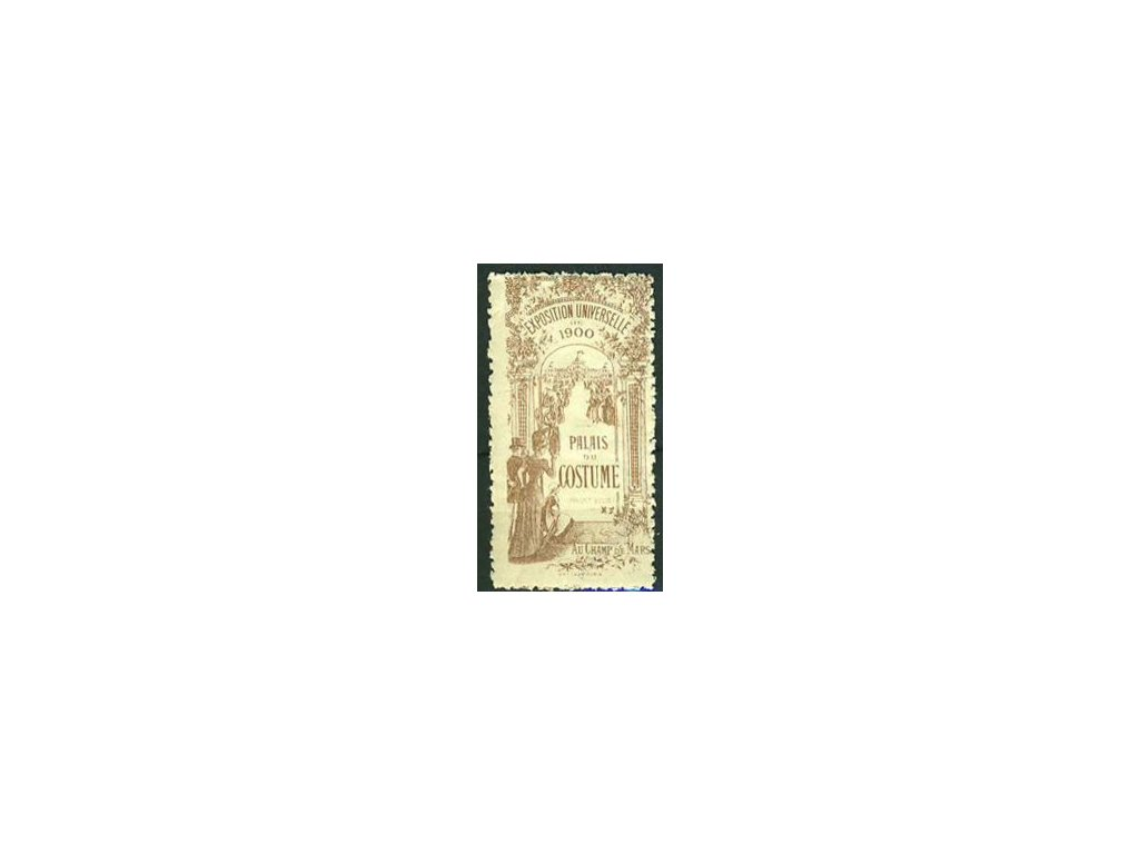 Exposition Universale 1900, Palais du Costume