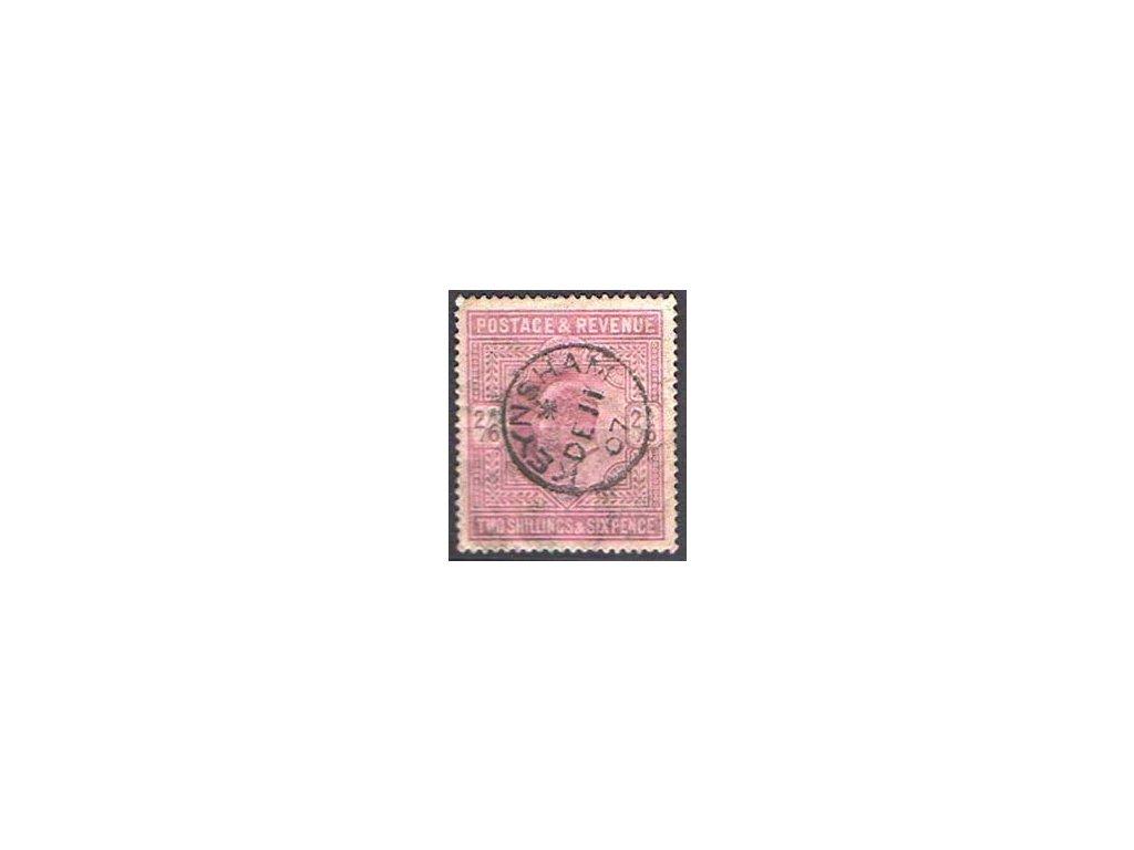 1902, 2Sh6P Eduard, dv, MiNr.115A