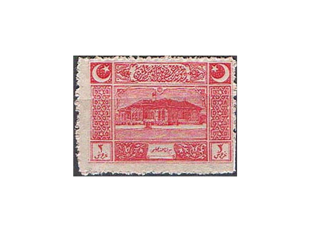 1922, 3Pia růžová, MiNr.792, * po nálepce