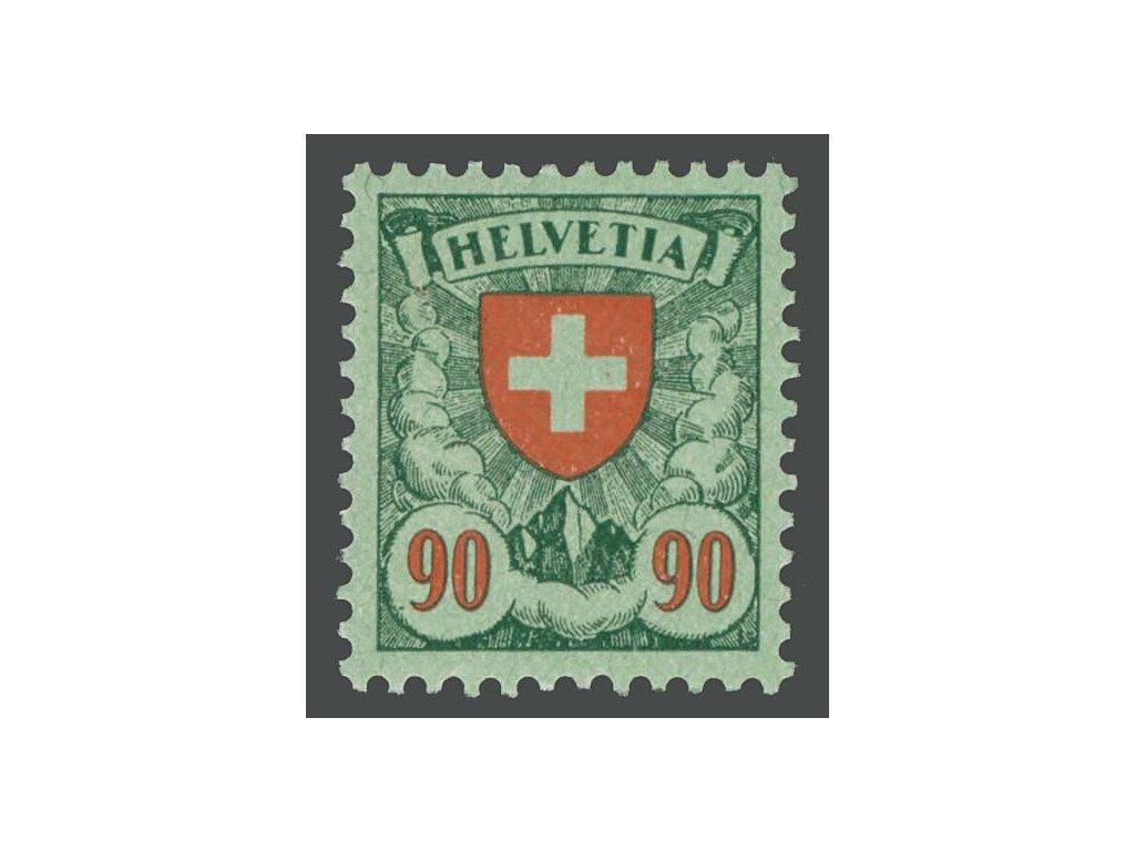 1924, 90C Znak, MiNr.194, **