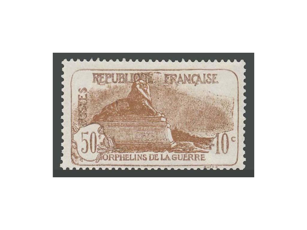 1926, 50C Válečná, MiNr.212, **