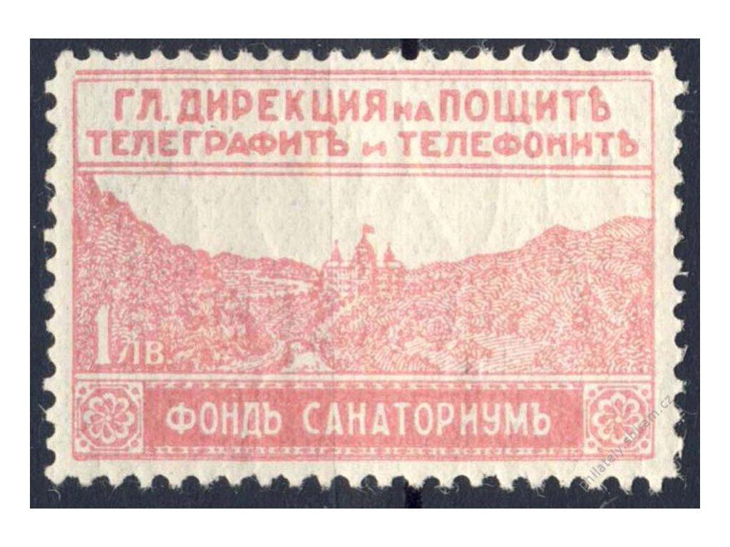 1928, 1L Zwangszuschlagsmarken, * po nálepce