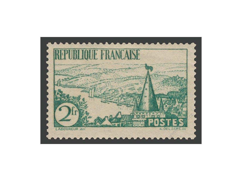1935, 2Fr Krajina, MiNr.296, **