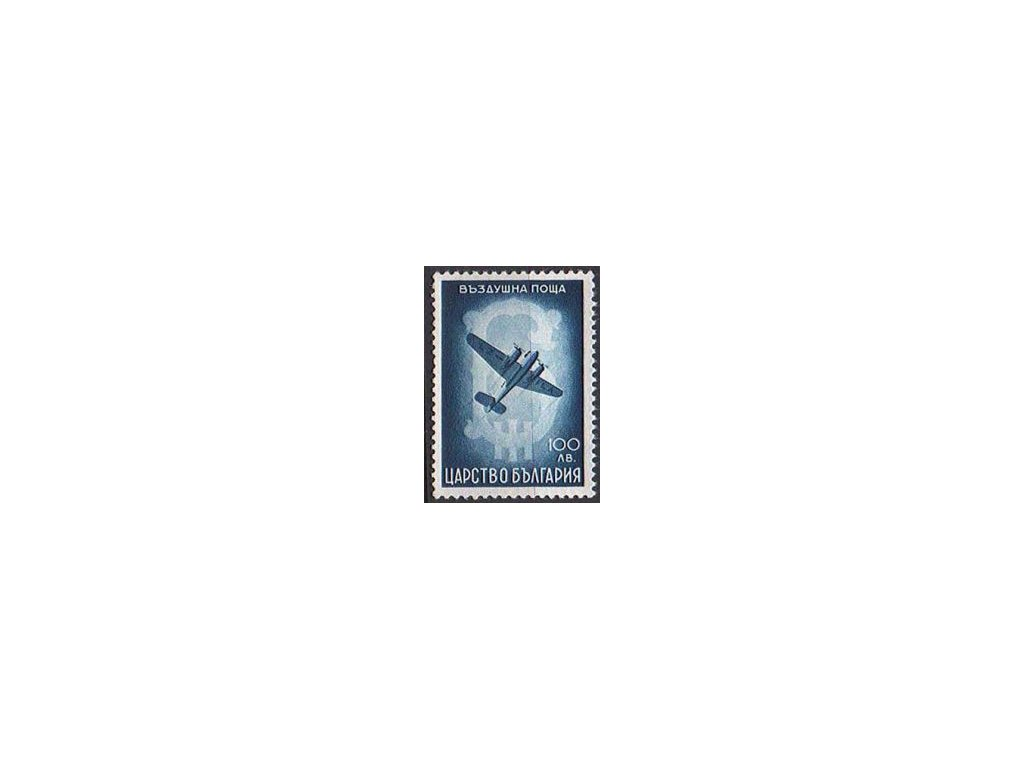 1940, 100L letecká, MiNr.388, **