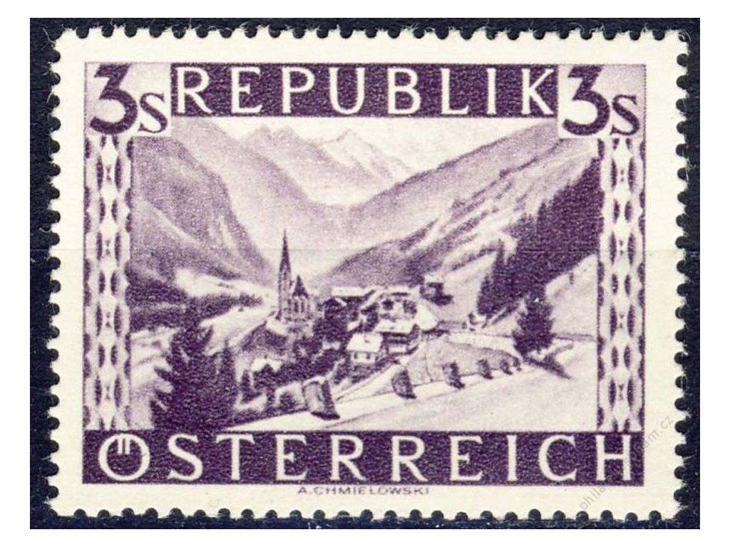 1947, 3S Krajinky, MiNr.852, **
