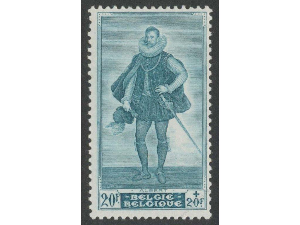 1948, 20Fr Albert V., MiNr.834, **