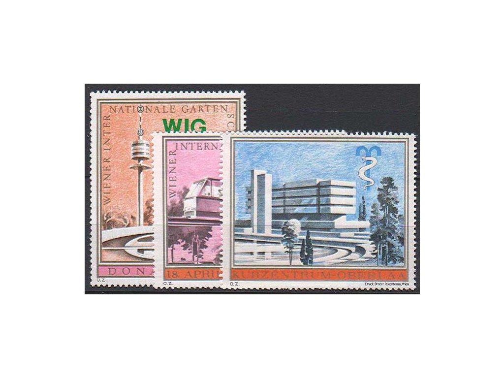 1964/67, 3 nálepky WIG 1964 a 1974, * po nálepce