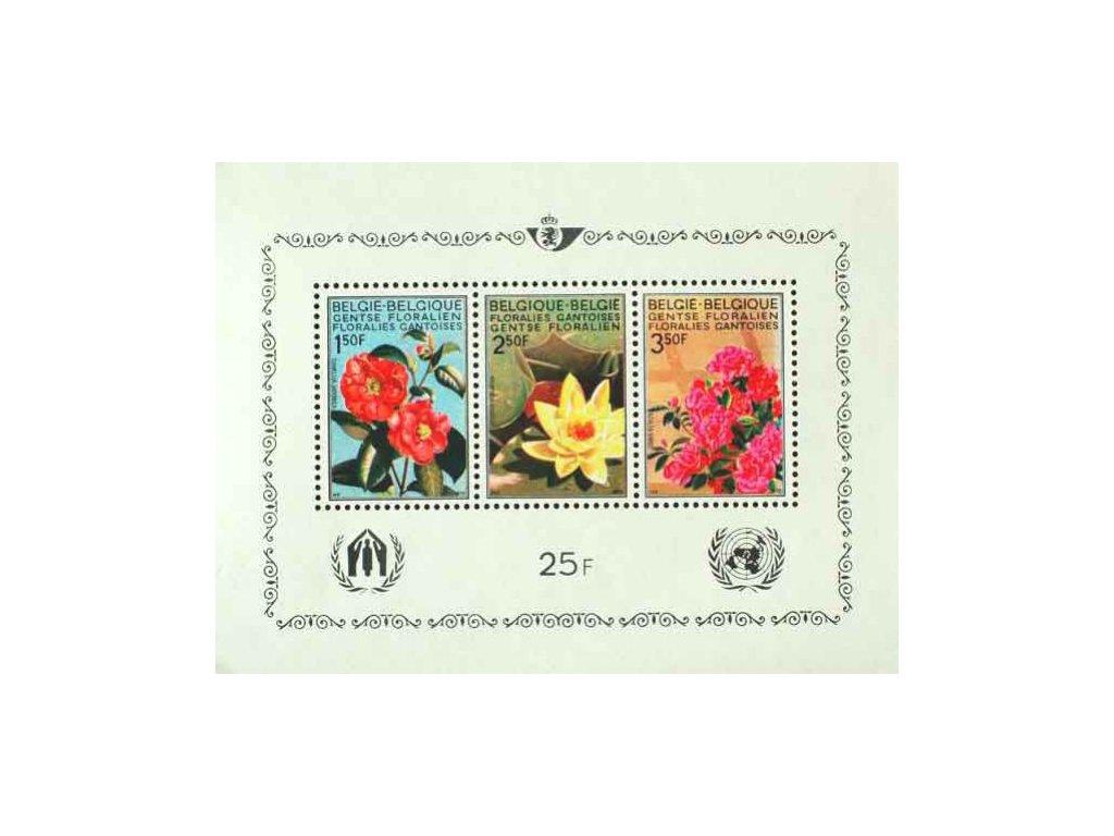 1970, aršík, MiNr.Bl.41, **