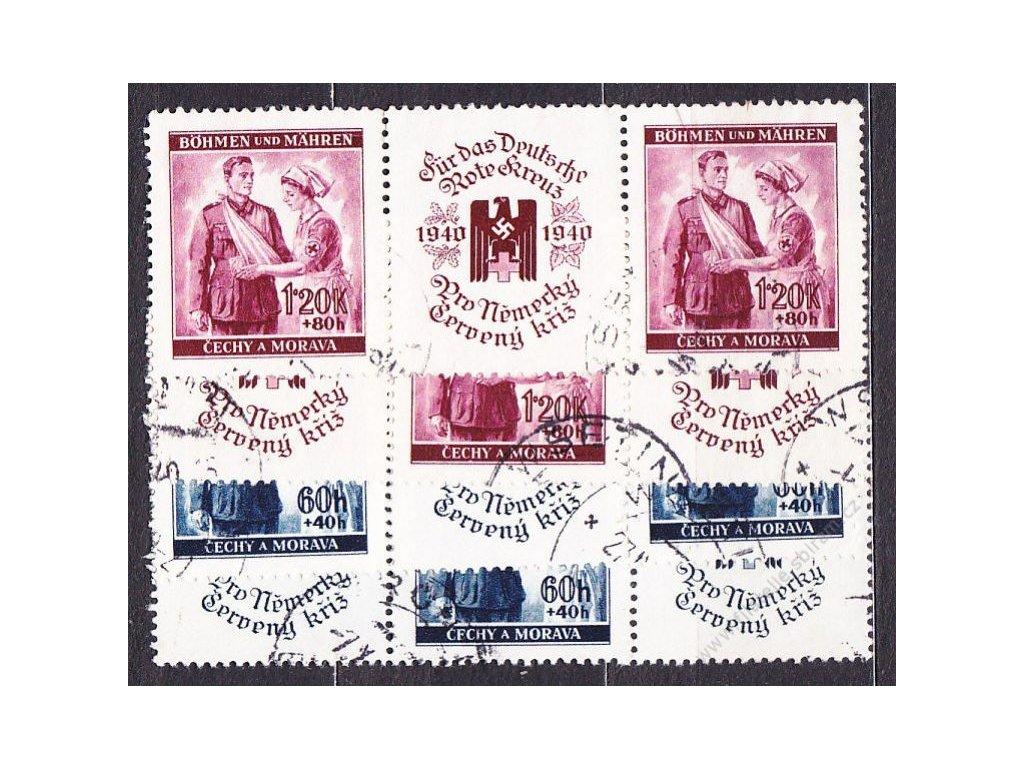 60h-1.20K ČK I, vod. 3pásky, VK8-14, Nr.50-1, raz.