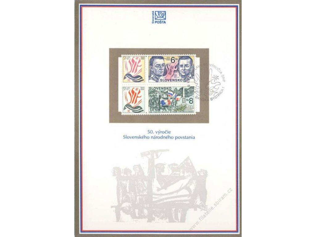 NL 11 50. výročí SNP