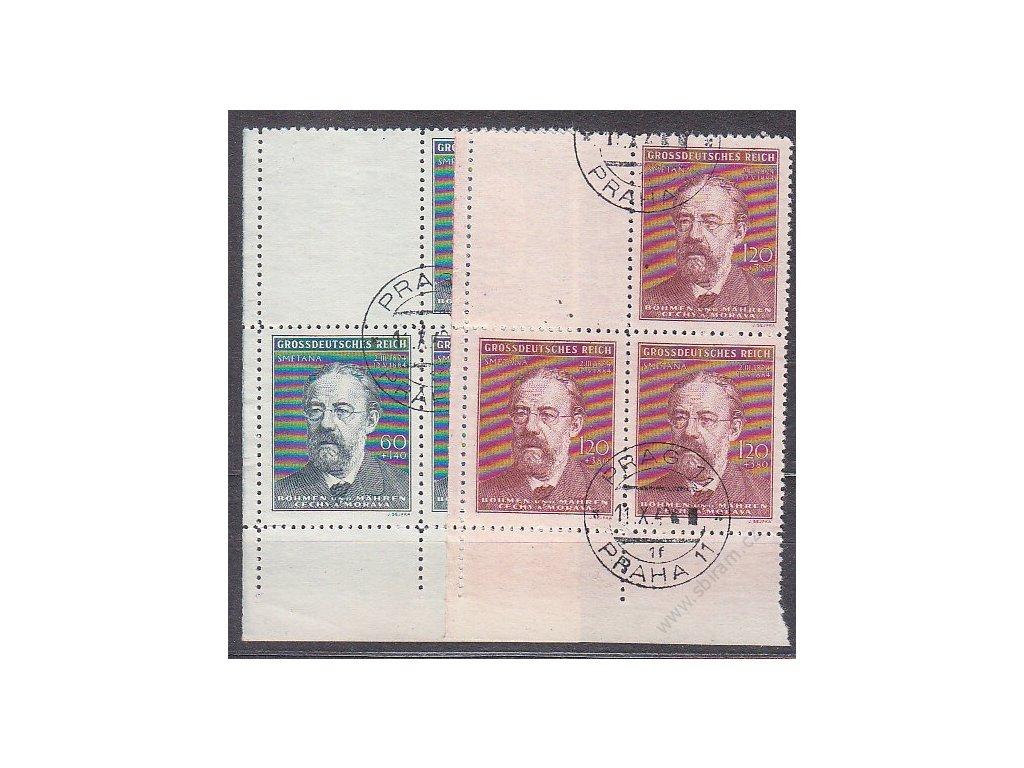 60h-1.20K Smetana, VK-1, Nr.118-19, razítkované, ilustrační foto