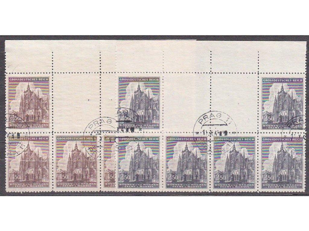 1.50-2.50K sv. Vít, horní podkovy, Nr.120-1, raz.