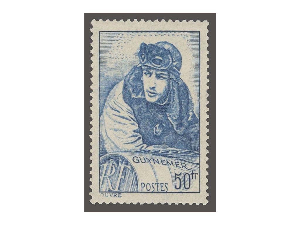 1940, 50Fr Letec, MiNr.474, **
