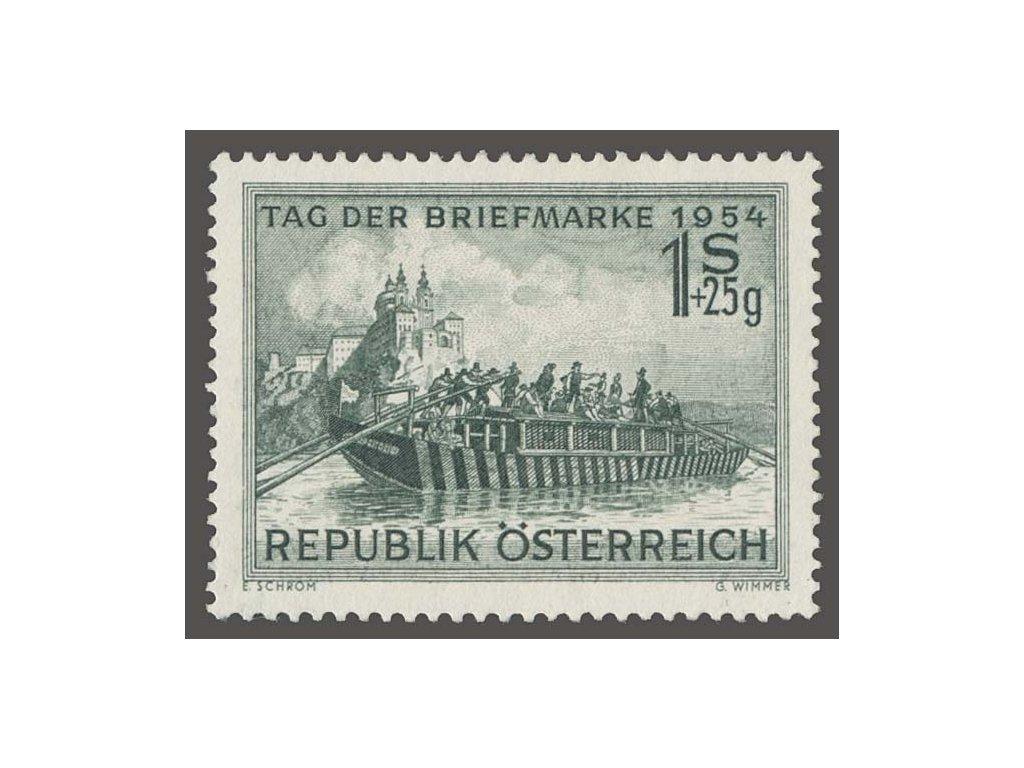 1954, 1S Den známky, MiNr.1010, **