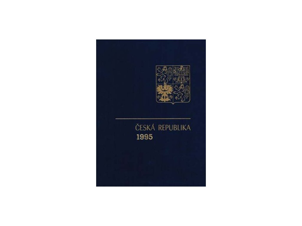 1995, RA 3 ročníkové album 1995 bez PTR, katalog 2000Kč